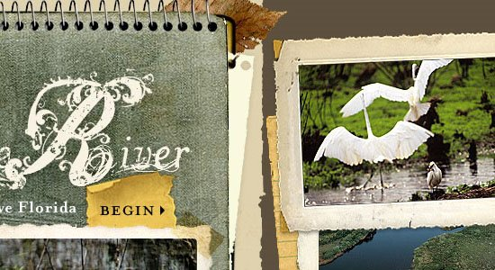 Peace River Excursion paper use screen shot.
