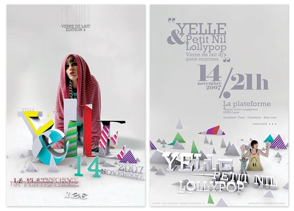 国外旅游创意海报_国外创意海报设计欣赏(4) - 设计之家