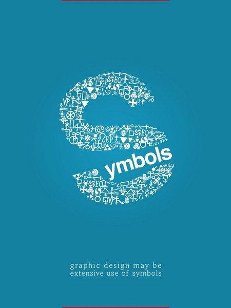 50个国外文字排版海报欣赏(3)