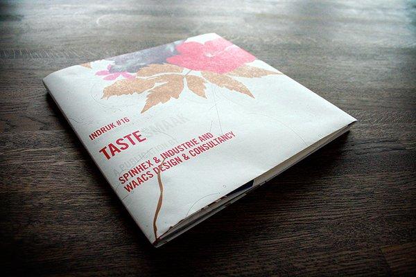 Indruk杂志设计欣赏