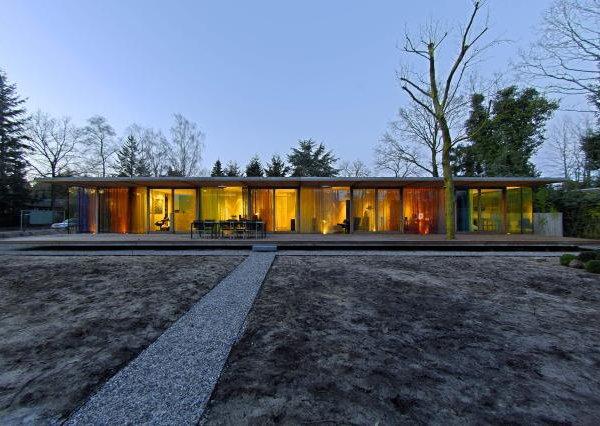 荷兰Berkel别墅设计欣赏