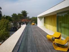 巴西PanamaHouse现代居所设计