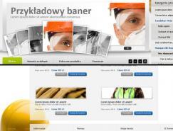 LukaszDach网站界面设计作品