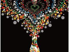 20張可口可樂漂亮的藝術插畫