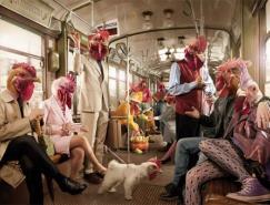 27個超酷創意圖像合成照片欣賞