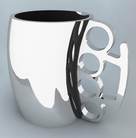 24款创意十足的马克杯 - 设计之家