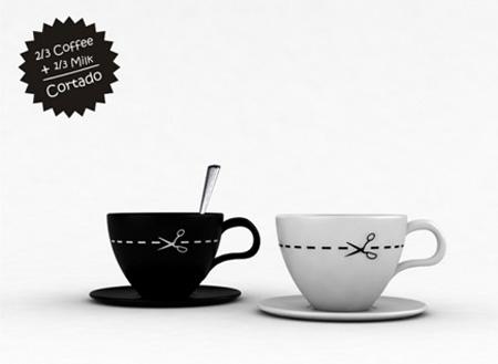 6款有个性咖啡马克杯设计欣赏