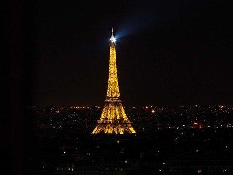 60张华丽夜景摄影作品