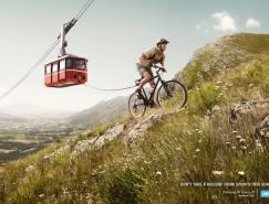 运动品牌Decathlon创意广告