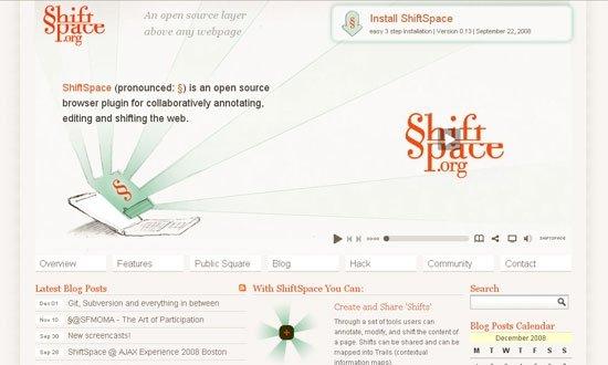 46个运用阳光放射线元素的漂亮网站设计