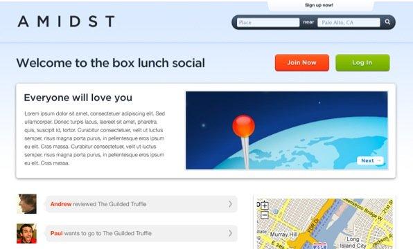 20个优秀的网站用户界面设计