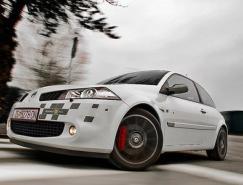 漂亮的运动汽车商业摄影作品