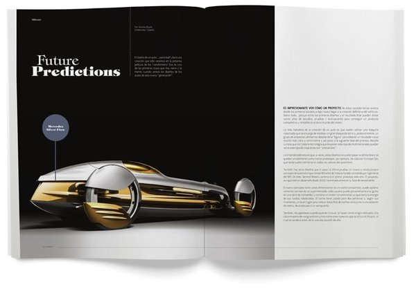 Tortilleria杂志版式设计