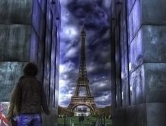 風光攝影:浪漫之都巴黎