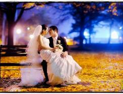 国外浪漫婚纱摄影欣赏