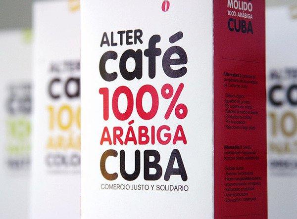 ALTER咖啡包装设计