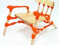 风格各异的椅子设计欣赏