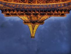 78张不同视角下的埃菲尔铁塔
