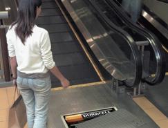 国外一组创意电梯广告欣赏
