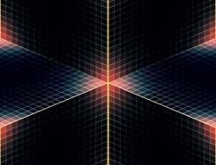神奇数字艺术:AndyGilmore的色彩几何世界