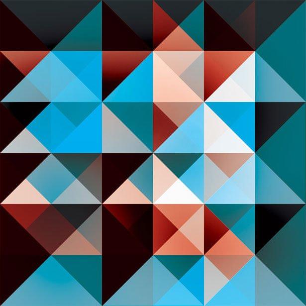 神奇數字藝術:andy gilmore的色彩幾何世界(2) - 設計