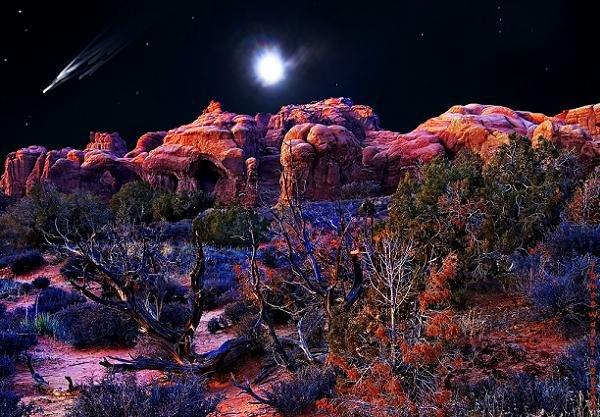 54张迷人的夜景摄影
