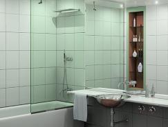 130款精美卫浴间设计欣赏