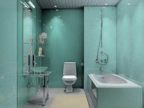 130款精美卫浴间设计欣赏(5)