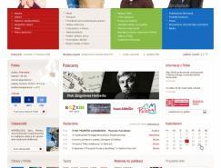 rafalsek网页界面设计欣赏