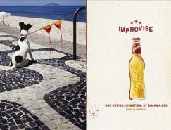 Brahma啤酒广告欣赏