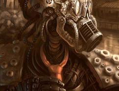 35张机器人艺术插图欣赏