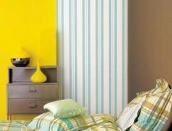 19张卧室背景墙设计欣赏