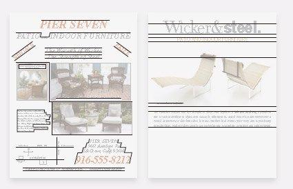 如何设计能促进销售的宣传单页