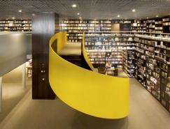 LivrariadaVila:完美的书店设计