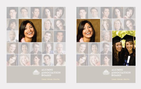 如何在宣传手册中对你的团队相片排版;;       宣传册上团队照片的图片