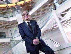 华裔建筑师贝聿铭荣获2010年英皇家金质奖章
