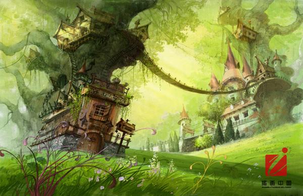 2009宁夏中国动漫插画艺术展大赛获奖名单公布(2)