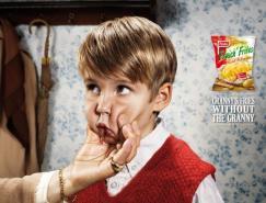 Findus薯条广告欣赏
