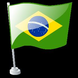 飘扬的各国国旗png图标 设计之家