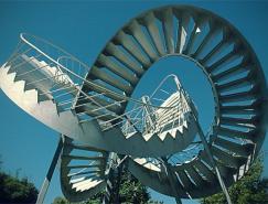 漂亮的曲线:50张澳门金沙网站楼梯摄影