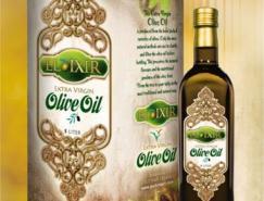 国外橄榄油包装设计欣赏