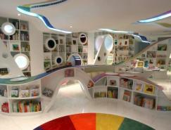 现代设计:Poplar儿童书店(蒲蒲兰绘本馆)