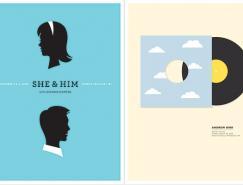 12款创意音乐会海报设计