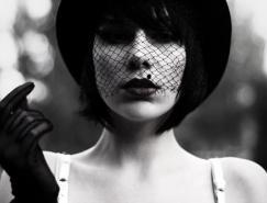黑白摄影:100张精美的肖像作