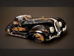 漂亮的3D概念汽车欣赏