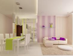 10个漂亮的客厅空间设计