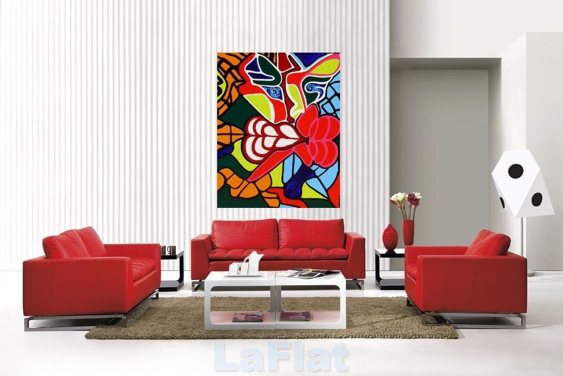 简约现代红白客厅设计; 红白色调客厅; 过年图气氛红色新品为