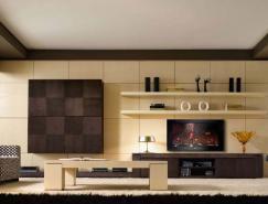 现代ArtDeco风格起居室设计