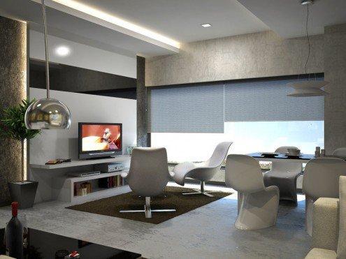 国外起居室设计精选