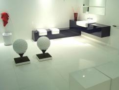 意大利Flaminia设计的现代时尚卫浴空间